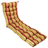 Outdoor Chaise Lounger Cushion