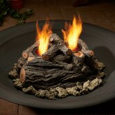 Real Flame Fireplace Logs