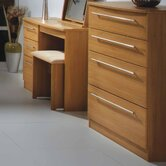 Sherwood 4 Drawer Deep Chest