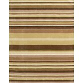 Ashlee Green Stripe Rug