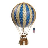 Royal Aero Hot Air Balloon in Blue