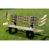 Ski Chair Outdoor Benches