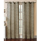 Georgette Bengal Printed Polyester Window Panel