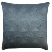 Circle Line Feather Down Decorative Pillow