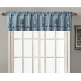 Garwood Damask Polyester Window Valance