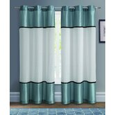 Mason Polyester Curtain Window Panel