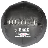20 lb Rage Ball in Black
