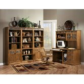 Sedona Standard Desk Office Suite