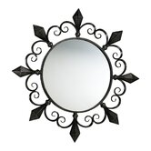 Lorenzo Mirror in Cinder