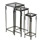 Dupont 3 Piece Nesting Tables