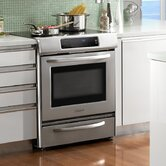 Architect Series II Slide-In Electric Range