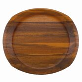 Wood Classics Round Serving Tray