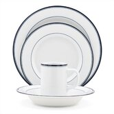Allegro Blue 4 Piece Place Setting