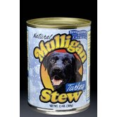 Premium Canned Turkey Recipe Wet Dog Food (13-oz, case of 12)