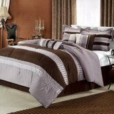 Castle 8 Piece Comforter Set