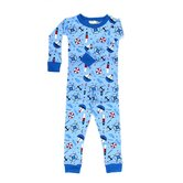 Nautical Nights Organic Cotton Pajama