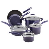 Porcelain II 10-Piece Non-Stick Cookware Set