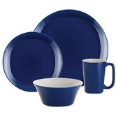 Round and Square 16 Piece Dinnerware Set