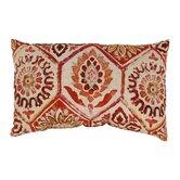 Summer Breeze Rectangular Throw Pillow