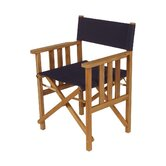 Safari Natural Folding Director Chair