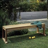 Wimbledon Backless Bench