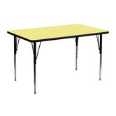 Flash Furniture Classroom Tables