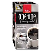 Buzzworthy Coffee Pods, 18 Pods/Box