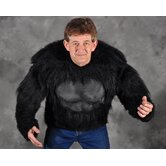 Hairy Gorilla Shirt Costume
