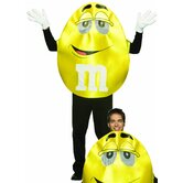 M&M Deluxe Adult Costume