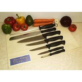 7 Piece Starter Knife and Wallet Set