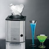 Automatic Commercial Ice Crusher in Stainless Steel