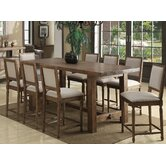 Bellevue 9 Piece Counter Height Dining Set