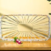 Crystal Clear Serving Dishes & Platters