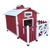 Advantek Dog Houses (Outdoor Use Only)