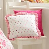 Florette Printed Decorative Pillow