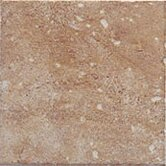 Montreaux 6&quot; x 6&quot; Ceramic Wall Tile in Brun