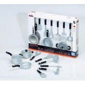 WMF Pots and Kitchen Equipment (Set of 9)