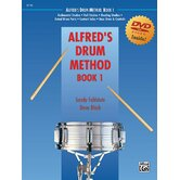 Drum Method, Book 1 (Book and DVD)