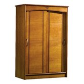 Pierre 2 Sliding Plain Doors Wardrobe