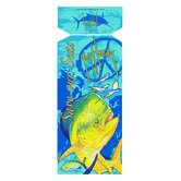 Guy Harvey Save Our Seas Dorado Towel