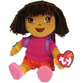 Nickelodeon Dora the Explorer Beanie Babies
