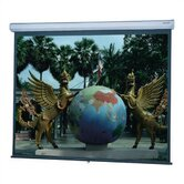 "High Power Model C with CSR Manual Screen - 84"" x 84"" AV Format"