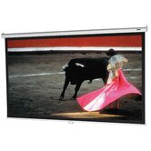 Model B with CSR HC Matte White Projection Screen - 60&quot; x 60&quot; Square (AV) Format