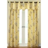 Garden Tour Window Treatment Collection in Amber