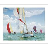 Art 4 Kids Sailing and Ship Themed Wall Art