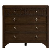Ellipse 5 Drawer Media Chest
