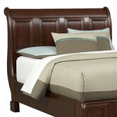 Mount View Sleigh Headboard