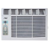 6,000 BTU Window Mounted Air Conditioner with Remote