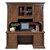 Presidential Credenza with Hutch