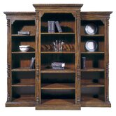 Presidential Left Pier Bookcase